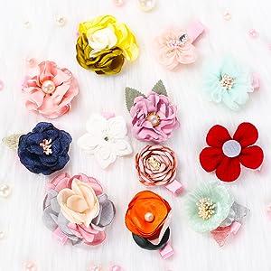 12 different flower