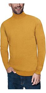 Men's Sweater Turtleneck