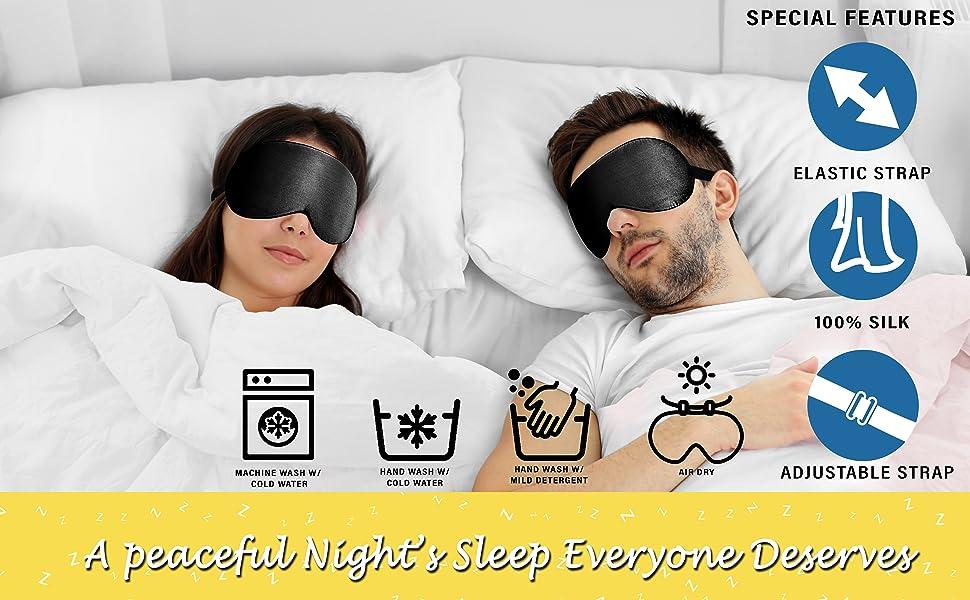 Jersey Slumber, Sleeping Mask