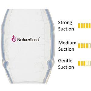 Pack ultime Tire-lait manuel en silicone avec capsule NatureBond