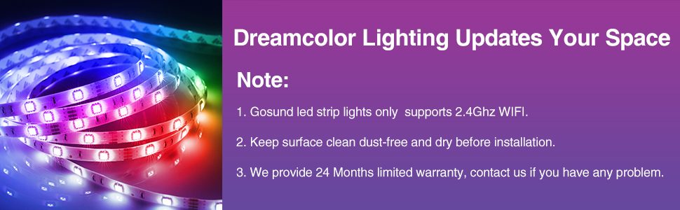 dimmable led strip lights