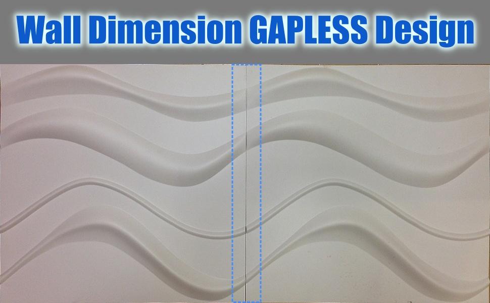 Gapless Design