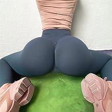 scrunch butt seamless leggings