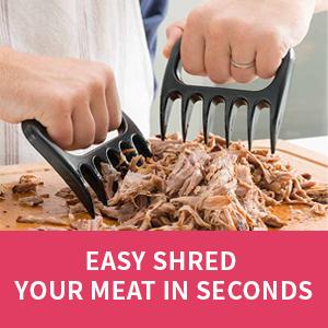 Sturdy Meat Shredders