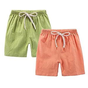Baby Boys' 2-Pack Shorts