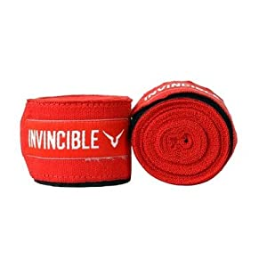 Invincible Hand Wrap Red