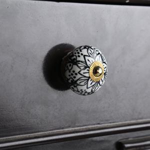 Creatwls Antiguo Vintage Dise/ño De Ramas De /Árboles Pomo Perilla Tirador para Muebles de Gabinete Caj/ón Puerta Negro 10pcs