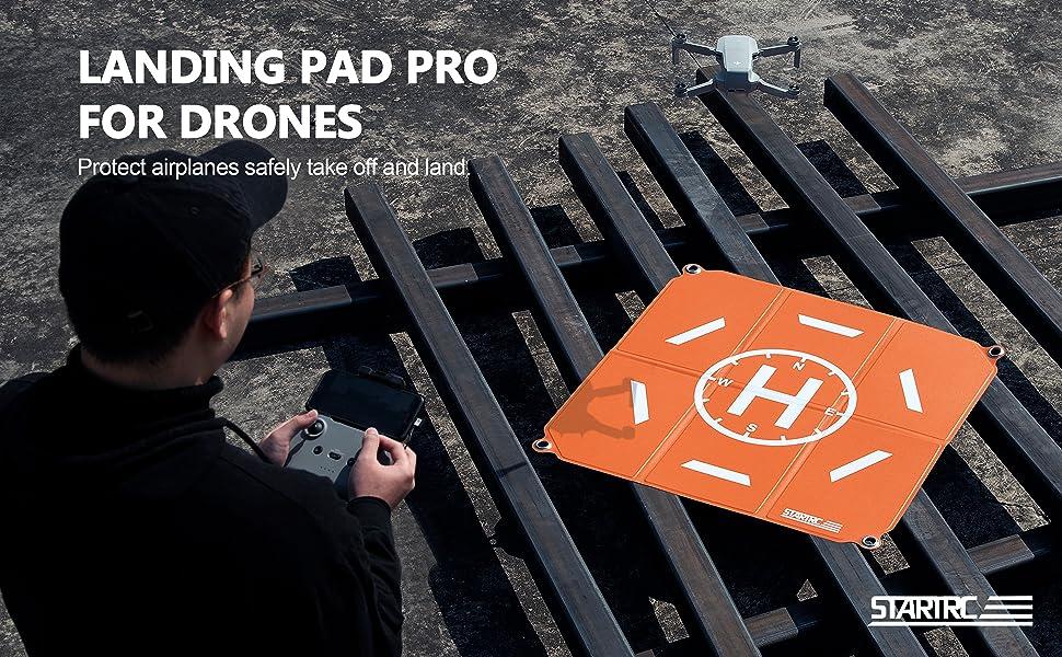 Drohnen Landeplatz