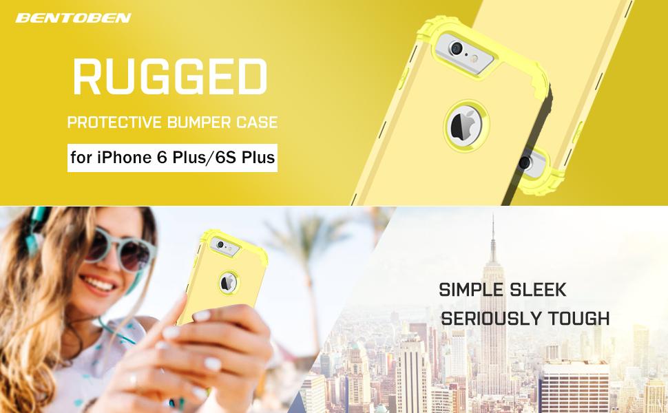 Case for iPhone 6 Plus / iPhone 6S Plus