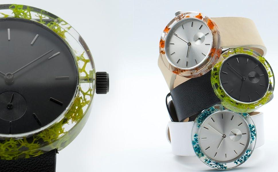 botanist watch collection
