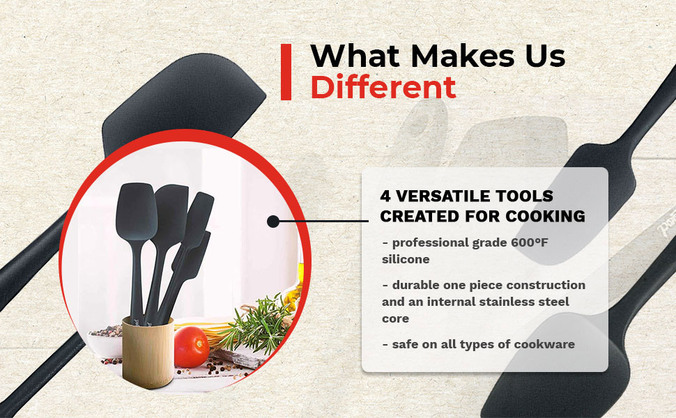 Versatile Tools Created For Cooking