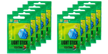 fishing glow sticks