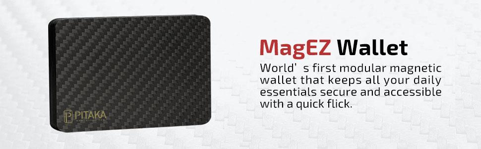 wallet for men carbon fiber
