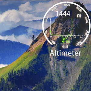 Smart Watches with Altitude Measuring