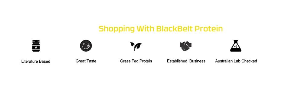 blackbelt protein