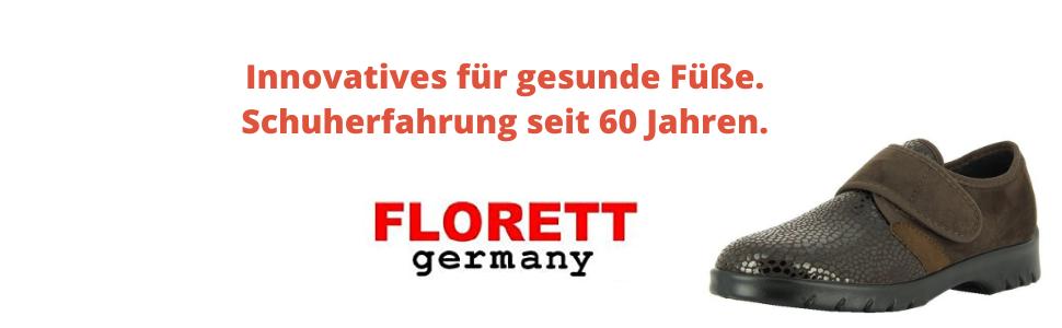 Florett Footer