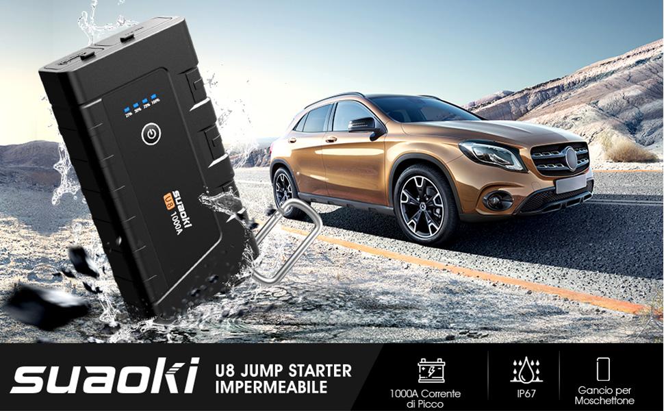 U8 Booster Batterie