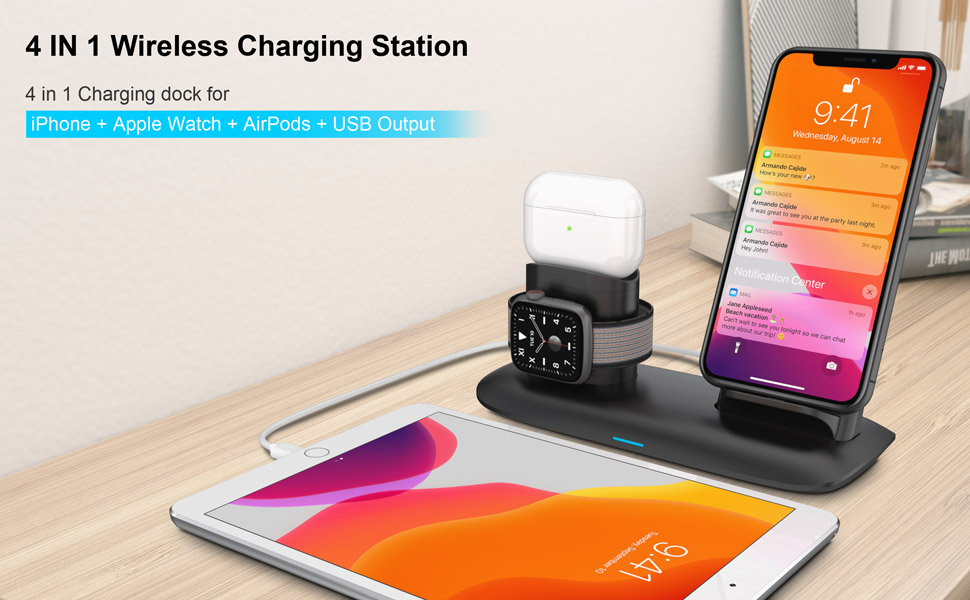 WIRELESS CHARGE IPHONE