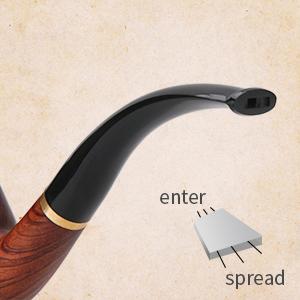 Saddle Mouthpiece Design