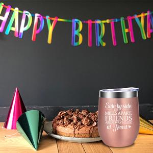 Birthday Wine Gift for BFF, Soul Sisters, Besties, Girlfriends