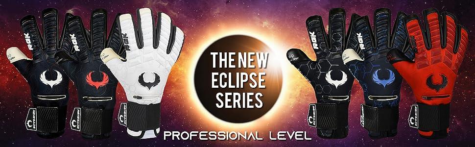 Renegade GK Eclipse Series of Professional Goalie Gloves