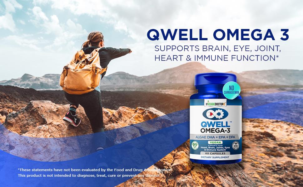 Qwell Omega 3