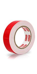 XFasten Foam Mounting Tape 1'' x 150''