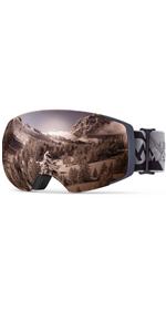 OutdoorMaster ZEALOT Ski Goggles