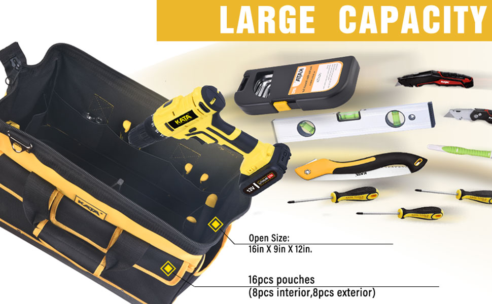 tool bags for man