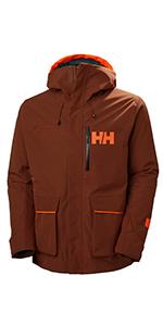 HH Men's Kicking Horse Ski Jacket
