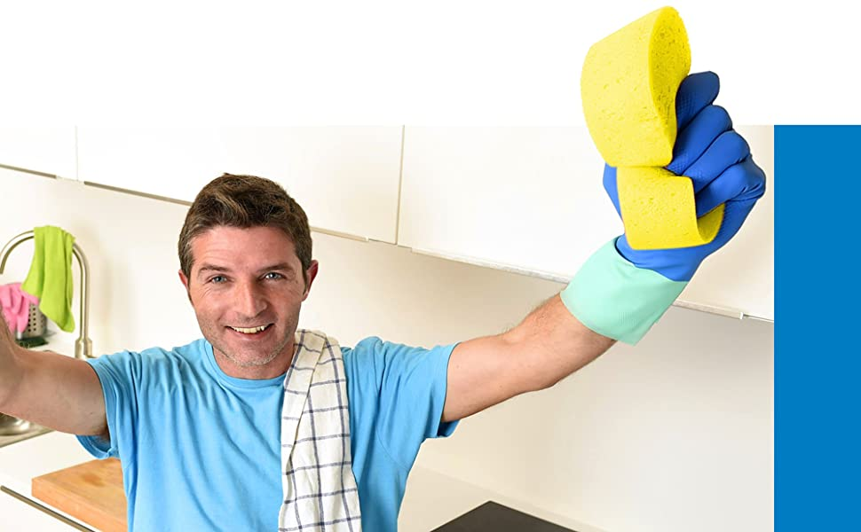 Multi-Use Cleaning Sponges