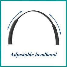 adjustable headband