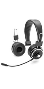 Elite Plus wireless noise cancellation headset professional truckers