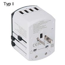 Type I fits for AUS Plug