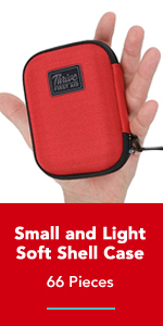 Thrive First Aid Kit Small and Light Soft Shell Case