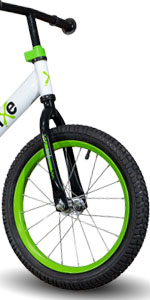 16 inch large balance bike for boys and girls 5 to 9 years old