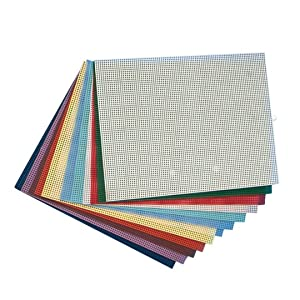 cross stitch plastic cross stitch plastic grid plastic canvas 7 mesh plastic craft screen plastic ne