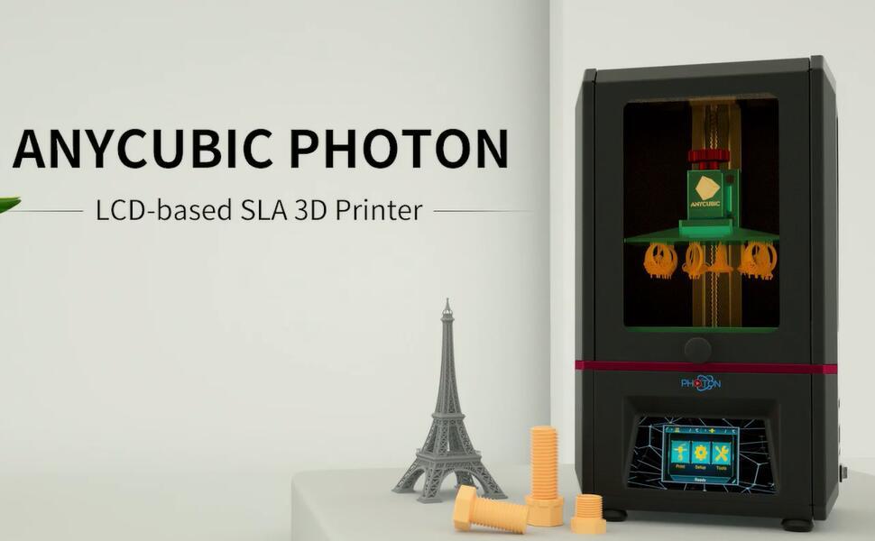 photon 3dプリンタ 金属