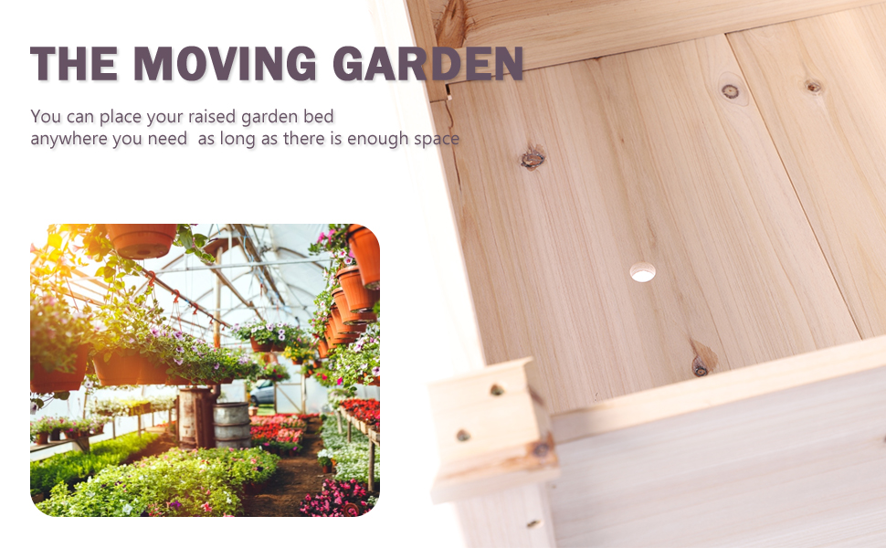 moving garden