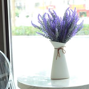 artificial lavender flowers purple