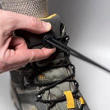 Amazon.com: LOCK LACES for Boots (1