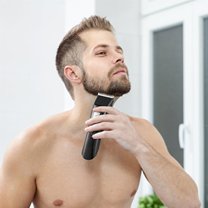 cordless clippers for men Frcolor 7