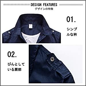 シャツ 半袖 長袖シャツ メンズ オックスフォードシャツ ファッションユニフォーム 綿100% シャツ Tシャツ ストリート ワッペン アーミー エンブレム 襟付き 普段着 ポケット