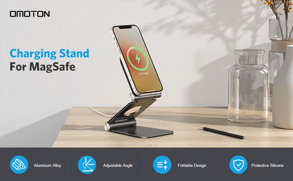MS02 Charger Stand