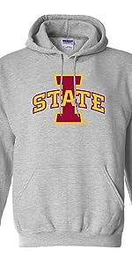 CornBorn ISU Cyclones Hooded Sweatshirt
