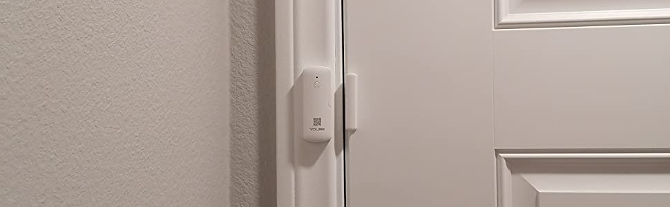 yolink door sensor window sensor open close alert