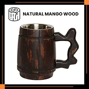 Natural Mango Wood