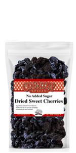 sweet dried cherries