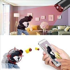 ANRAN 1080P Kit Cámaras de Vigilancia WiFi Exterior 2MP Sistemas de Vigilancia WiFi NVR 4CH 4 Cámaras de Vigilancia Seguridad 1TB HDD para Sistema ...
