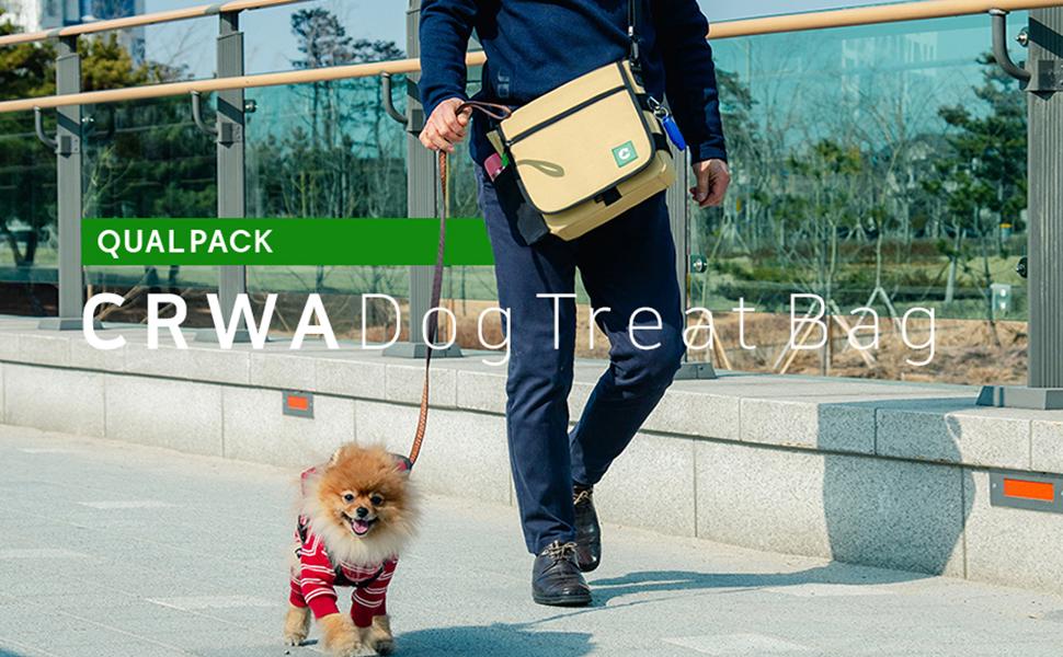 QUALPACK CRWA Treat Bag